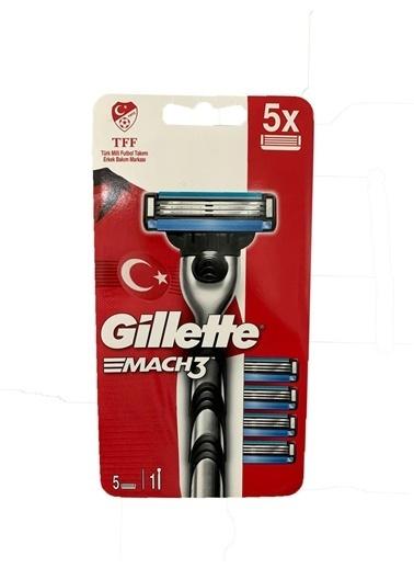 Gillette Makina +5 Yedek (Yeni),RNKSZ Renksiz